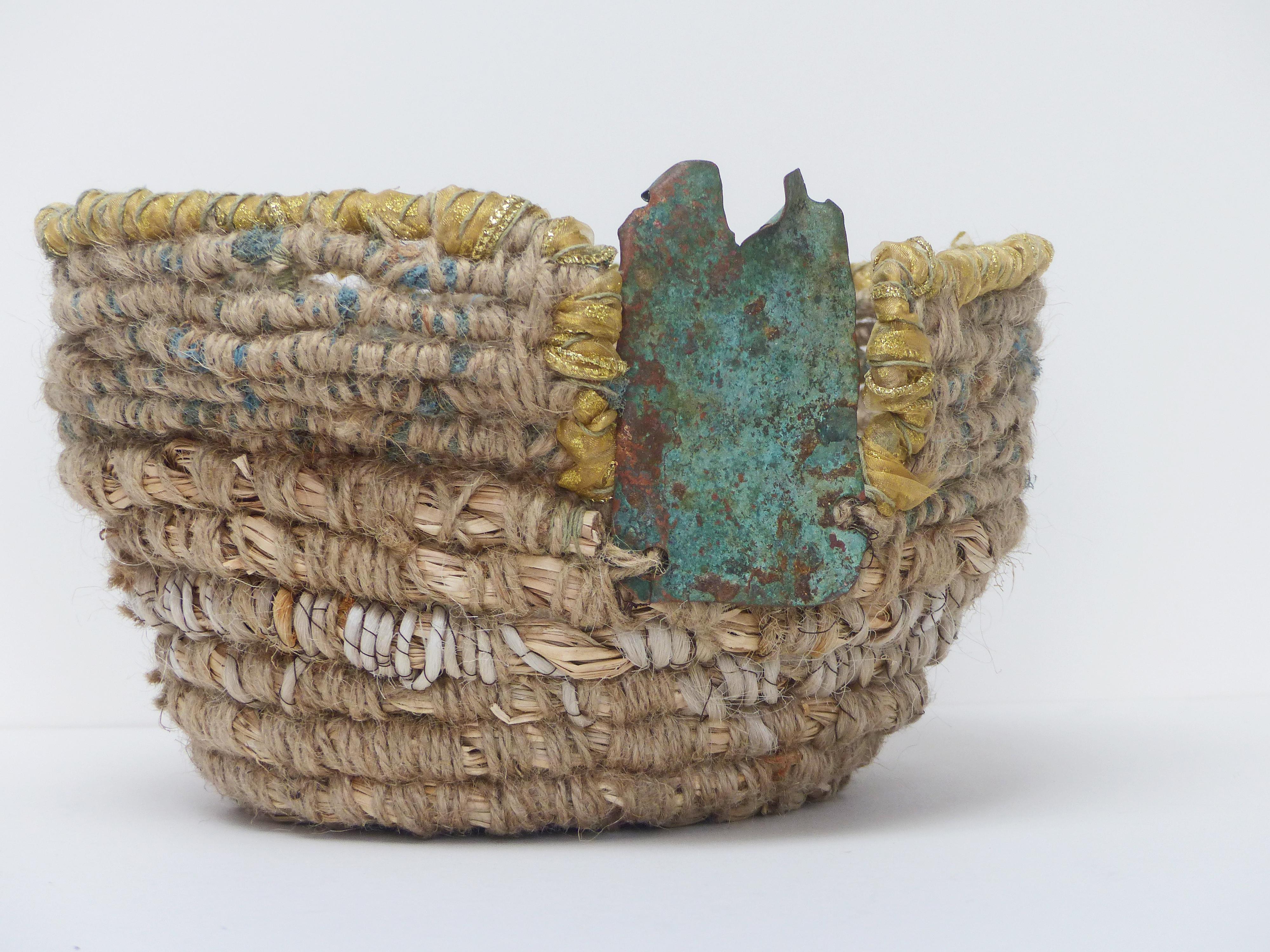 Copper Basket